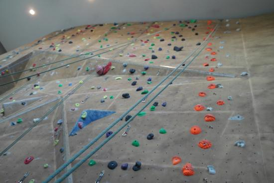 High Sports St Albans Climbing Centre