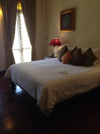 Puripunn Baby Grand Boutique Hotel: Bedroom