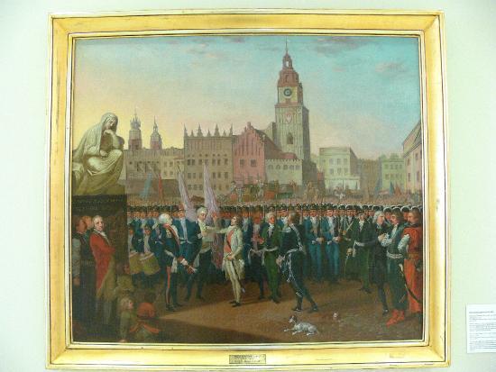 National Museum in Poznan: Galeria Malarstwa i Rzeźby - Muzeum Narodowego w Poznaniu