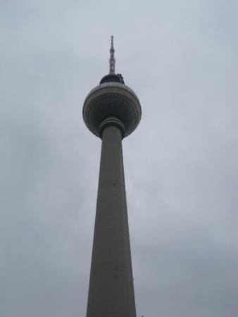Cicerone Berlino: Torre della televisione