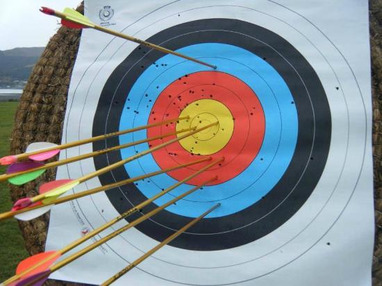 Life Adventure Centre: Archery