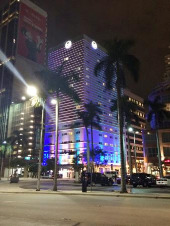 B2 Miami Downtown Picture Of Yve Hotel Miami Tripadvisor