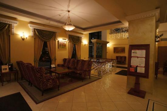 Baltic Hotel Vana Wiru: ロビー