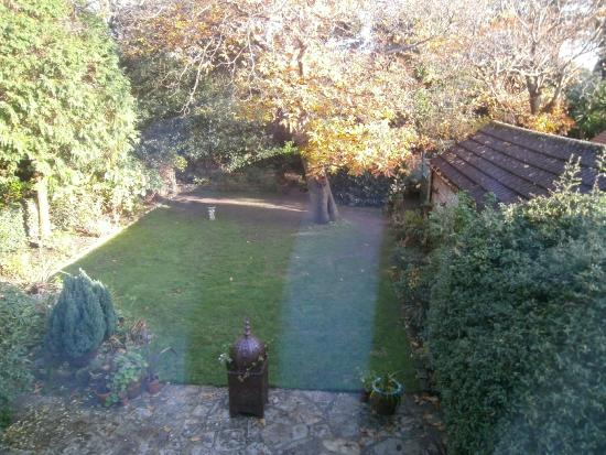 Woodland House B&B: View from bedroom