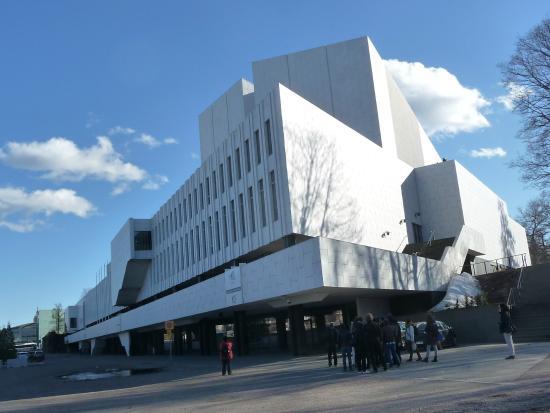 Finlandia - Talo