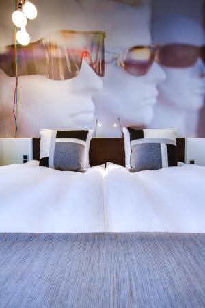 Comfort Hotel Vesterbro : Wall