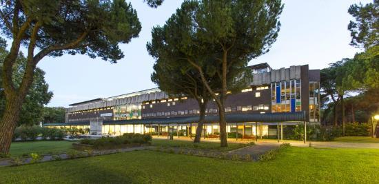 Cervia, Itália: Le Terme nella pineta, tra le saline e il mare