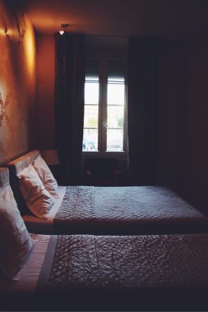 Hotel de la Mer: Camera