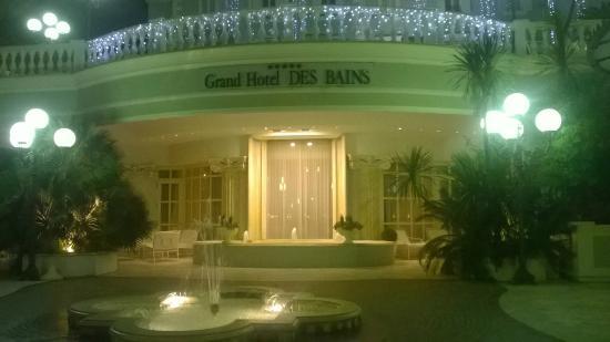 Hotel Grand Hotel Des Bains Riccione