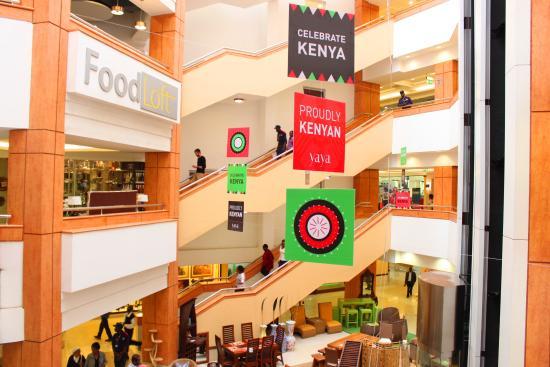 Yaya Centre Nairobi