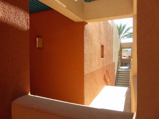 Orange Tree Golf Resort: Room Entrance