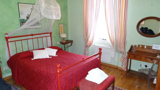 B&B Monte Oliveto: Our room