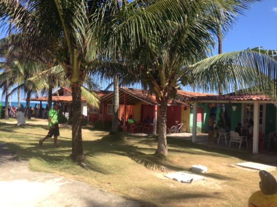 Porto Barracuda: Frente do Restaurante