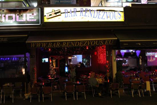 Bar Rendezvous