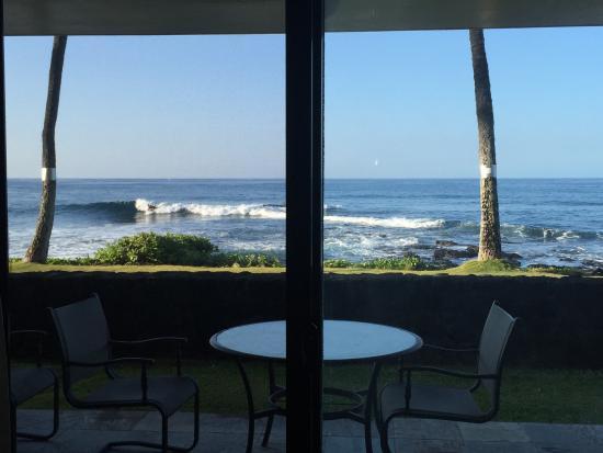 Kona Reef Resort: Room view
