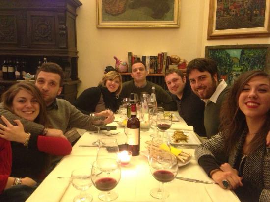 La Scaletta: Cena di Capodanno