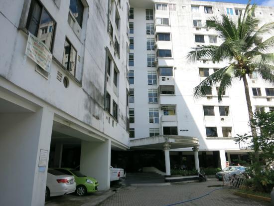 Photo de patong studio apartments patong for Patong apartments