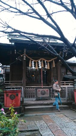 Yanamori Shrine