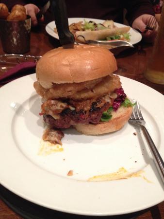 Coast : Xxl burger