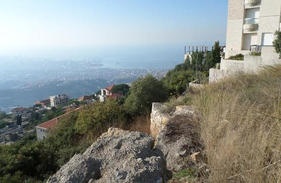 St Nicholas Stairs: Beirut, a view from a mountain