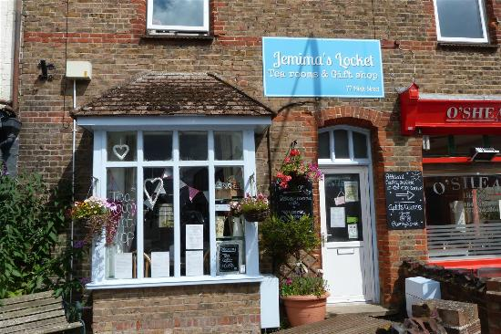Jemima's Tea Room