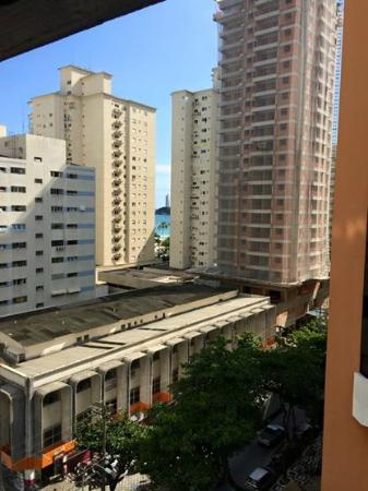 Ferraretto Hotel : vista do quarto