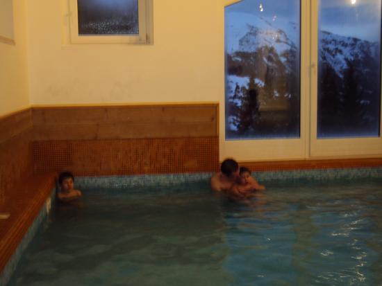 Hotel Residence Bellavista: piscina