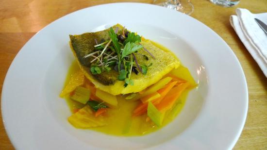Wittmanns bio : fish dish