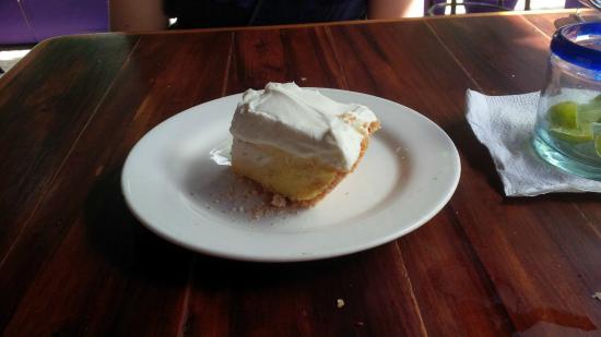 Deborah's Restaurant: Coconut Cream Pie