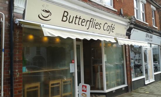 Butterflies Cafe