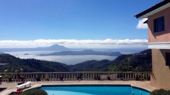 Villa Marinelli Bed and Breakfast : View