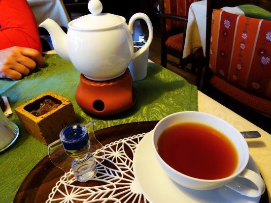 Cafe -Pension Feldbergblick: Tee