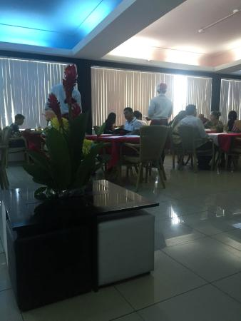 Restaurant Kasalta : Zona cerca de las ventanas