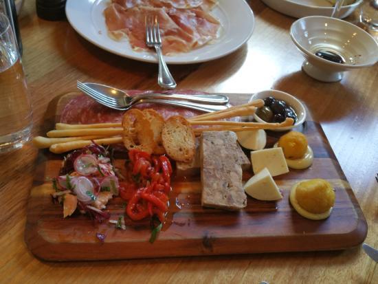 De Bortoli Winery & Restaurant: antipasti