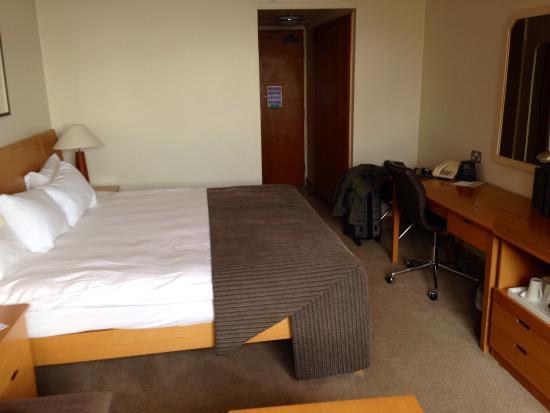 Hilton Blackpool Hotel: Bedroom