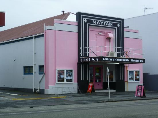 Mayfair Theatre: a great little cinema