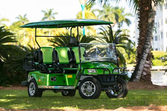 Exhilaride Golf Cart Rentals