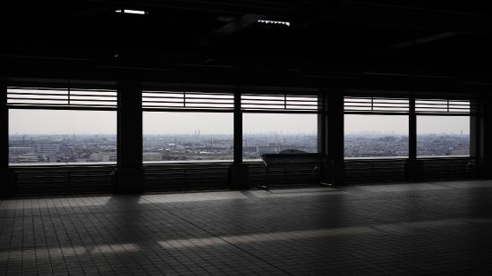 Takatsuki City Hall Observation Floor