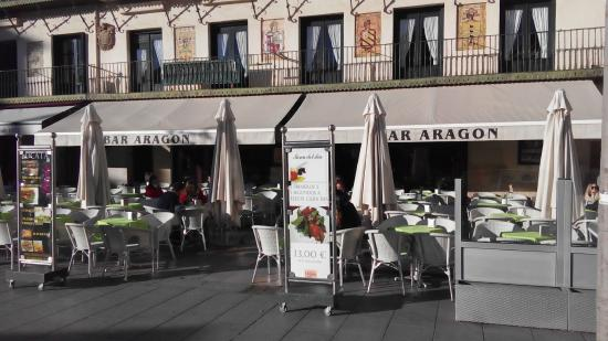 Bar Restaurant Aragon