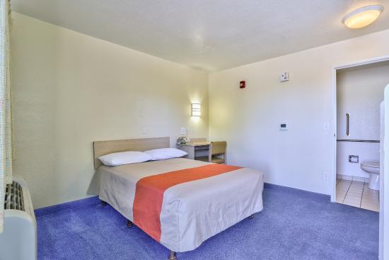 Motel 6 Prescott: Guest Room