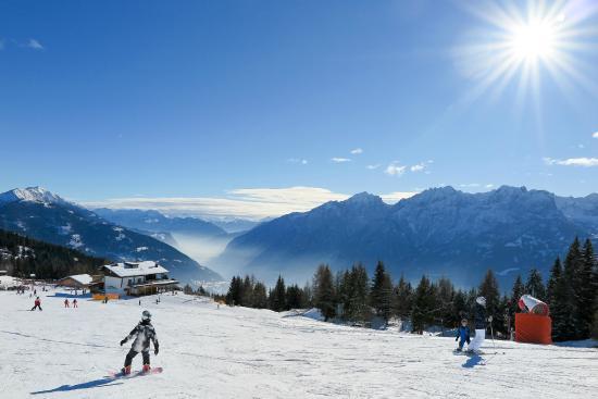Zettersfeld Skiing Area