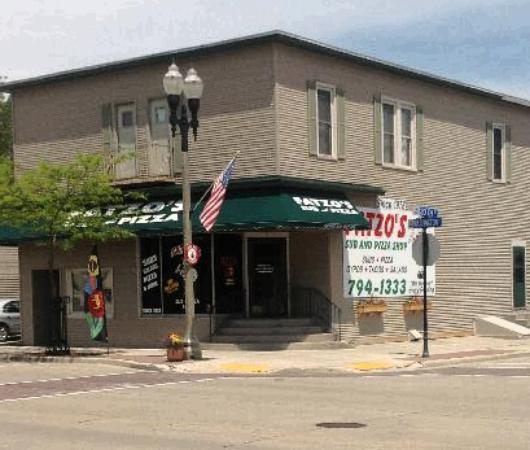 Lunch Review Of Fatzo S Sub And Pizza Two Rivers Wi Tripadvisor