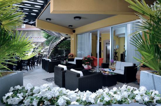 Hotel Jorena : giardino
