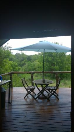 B'sorah Luxury Tented Camp: Outside