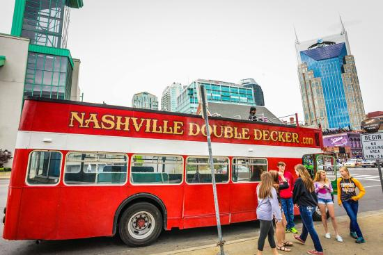 Nashville Double Decker