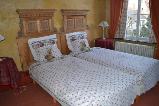 Home Fleuri: chambre no1