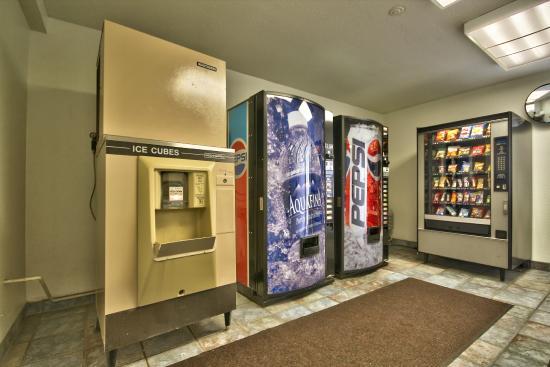 Motel 6 Helena : Vending