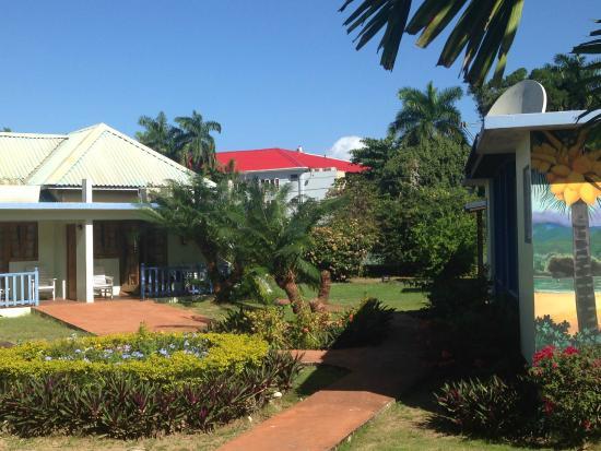 Toby's Resort: hotel grounds