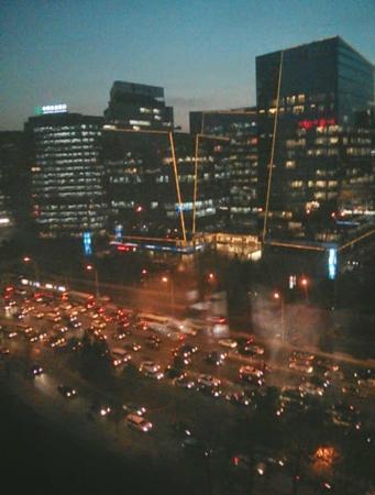 Swissotel Beijing Hong Kong Macau Center : Vista camera