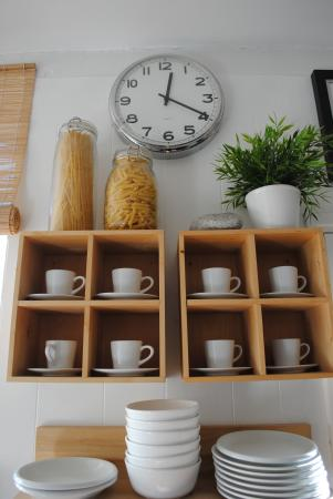The Bakehouse B&B: Breakfast Room